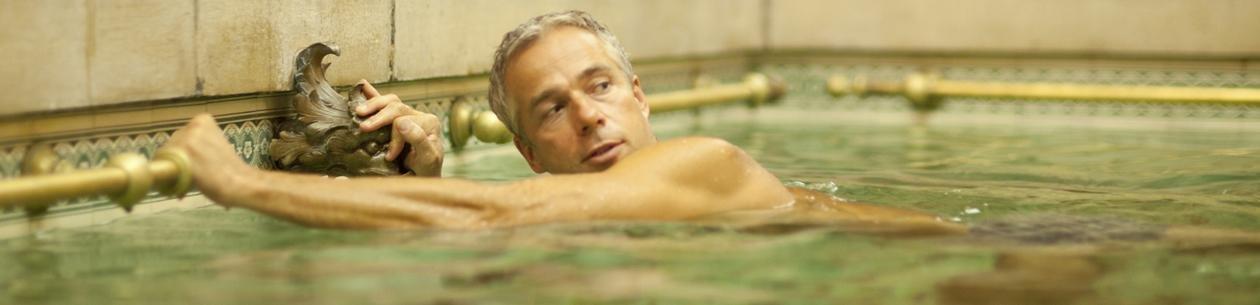 Sauna und Becken